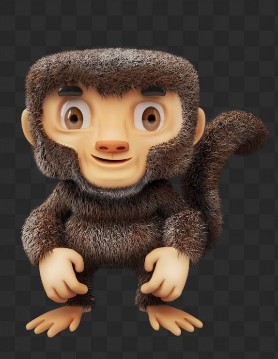 E esse sorrisinho? As mina pira no macaco